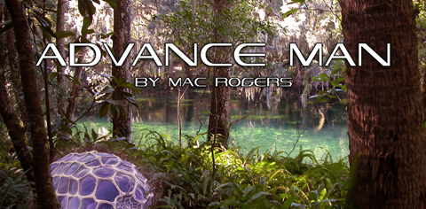 Advance Man, play by Mac Rogers