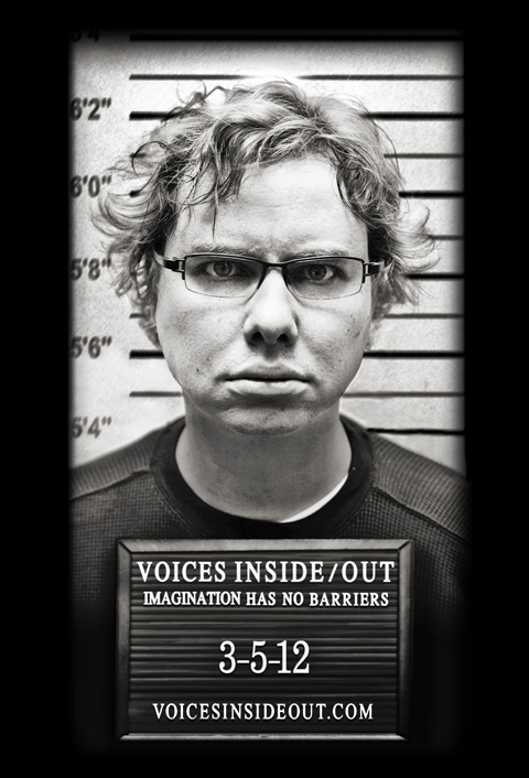 Voices Inside/Out Benefit Reading March 5th