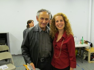 Jerry Matz and Holly Hepp-Galván