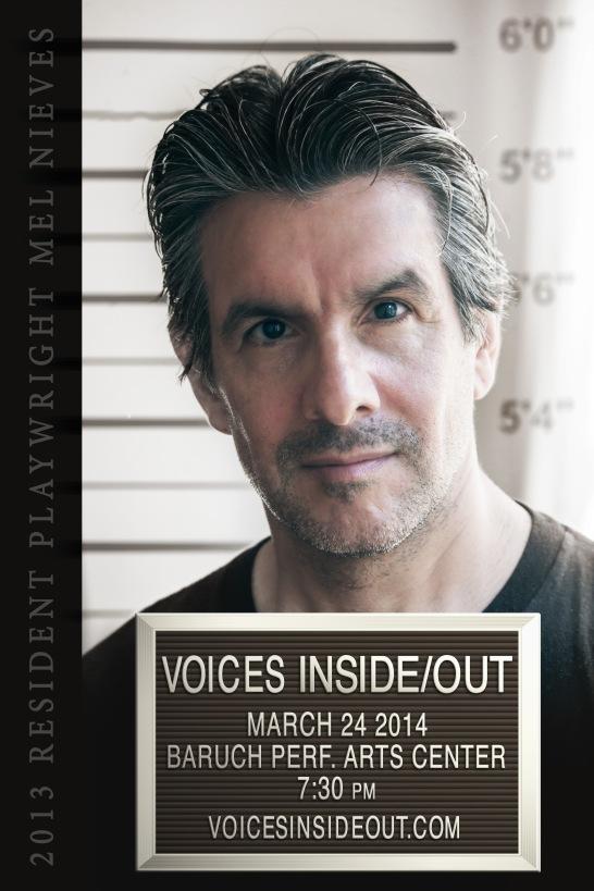 Voices - 4x6 Postcard Front - Mel 02